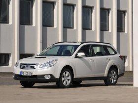 Ver foto 5 de Subaru Outback 2.0d 2009