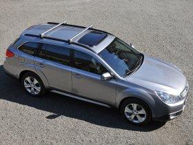 Ver foto 2 de Subaru Outback 2.0d 2009