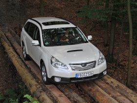 Ver foto 14 de Subaru Outback 2.0d 2009
