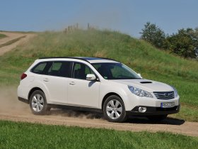 Ver foto 8 de Subaru Outback 2.0d 2009
