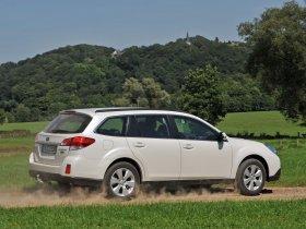 Ver foto 7 de Subaru Outback 2.0d 2009