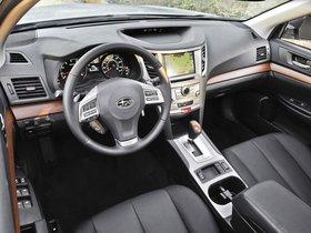 Ver foto 20 de Subaru Outback 2.5i USA 2012