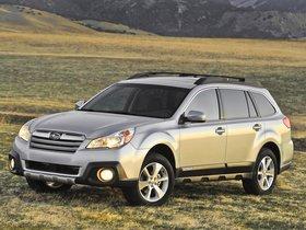 Ver foto 11 de Subaru Outback 2.5i USA 2012