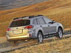 Ver foto 10 de Subaru Outback 2.5i USA 2012