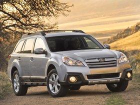 Ver foto 9 de Subaru Outback 2.5i USA 2012