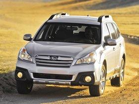 Ver foto 8 de Subaru Outback 2.5i USA 2012