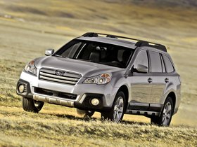 Ver foto 6 de Subaru Outback 2.5i USA 2012