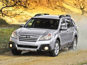 Ver foto 5 de Subaru Outback 2.5i USA 2012