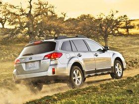Ver foto 4 de Subaru Outback 2.5i USA 2012