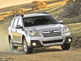 Ver foto 2 de Subaru Outback 2.5i USA 2012