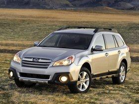 Ver foto 19 de Subaru Outback 2.5i USA 2012