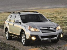 Ver foto 1 de Subaru Outback 2.5i USA 2012