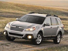 Ver foto 18 de Subaru Outback 2.5i USA 2012