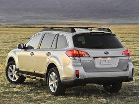 Ver foto 17 de Subaru Outback 2.5i USA 2012