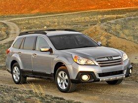 Ver foto 16 de Subaru Outback 2.5i USA 2012