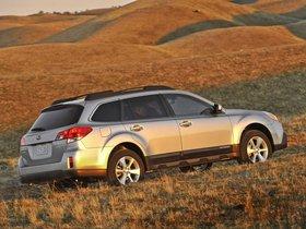 Ver foto 15 de Subaru Outback 2.5i USA 2012