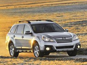 Ver foto 14 de Subaru Outback 2.5i USA 2012