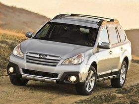 Ver foto 13 de Subaru Outback 2.5i USA 2012