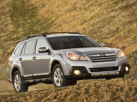 Ver foto 12 de Subaru Outback 2.5i USA 2012