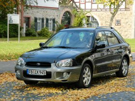 Ver foto 2 de Subaru Outback 2000