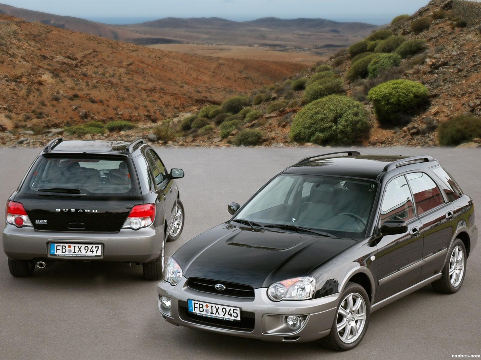Foto 0 de Subaru Outback 2000