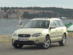 Ver foto 6 de Subaru Outback 2005