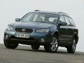 Ver foto 2 de Subaru Outback 2005