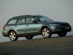 Ver foto 4 de Subaru Outback 2005
