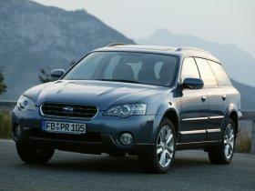 Ver foto 3 de Subaru Outback 2005