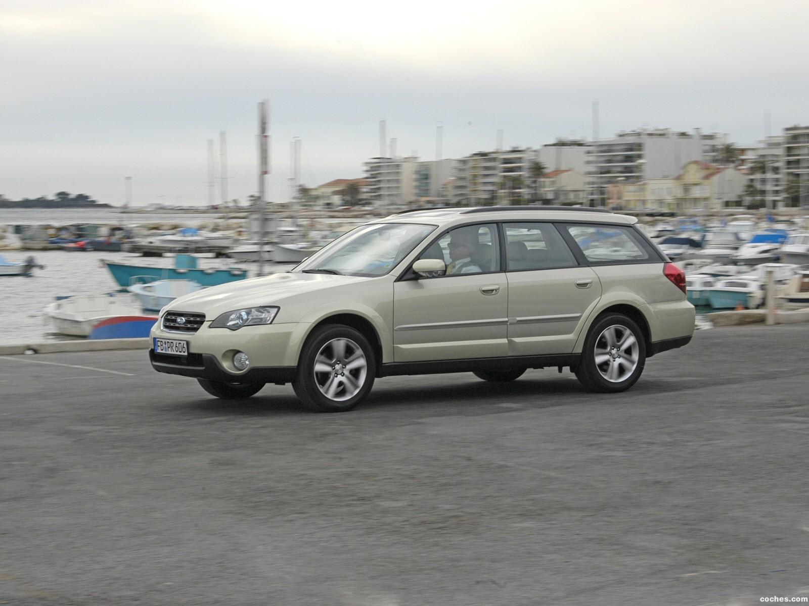 Foto 9 de Subaru Outback 2005
