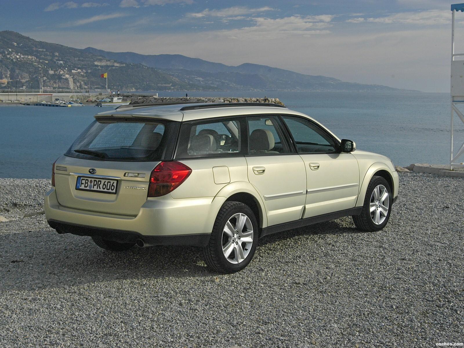 Foto 8 de Subaru Outback 2005