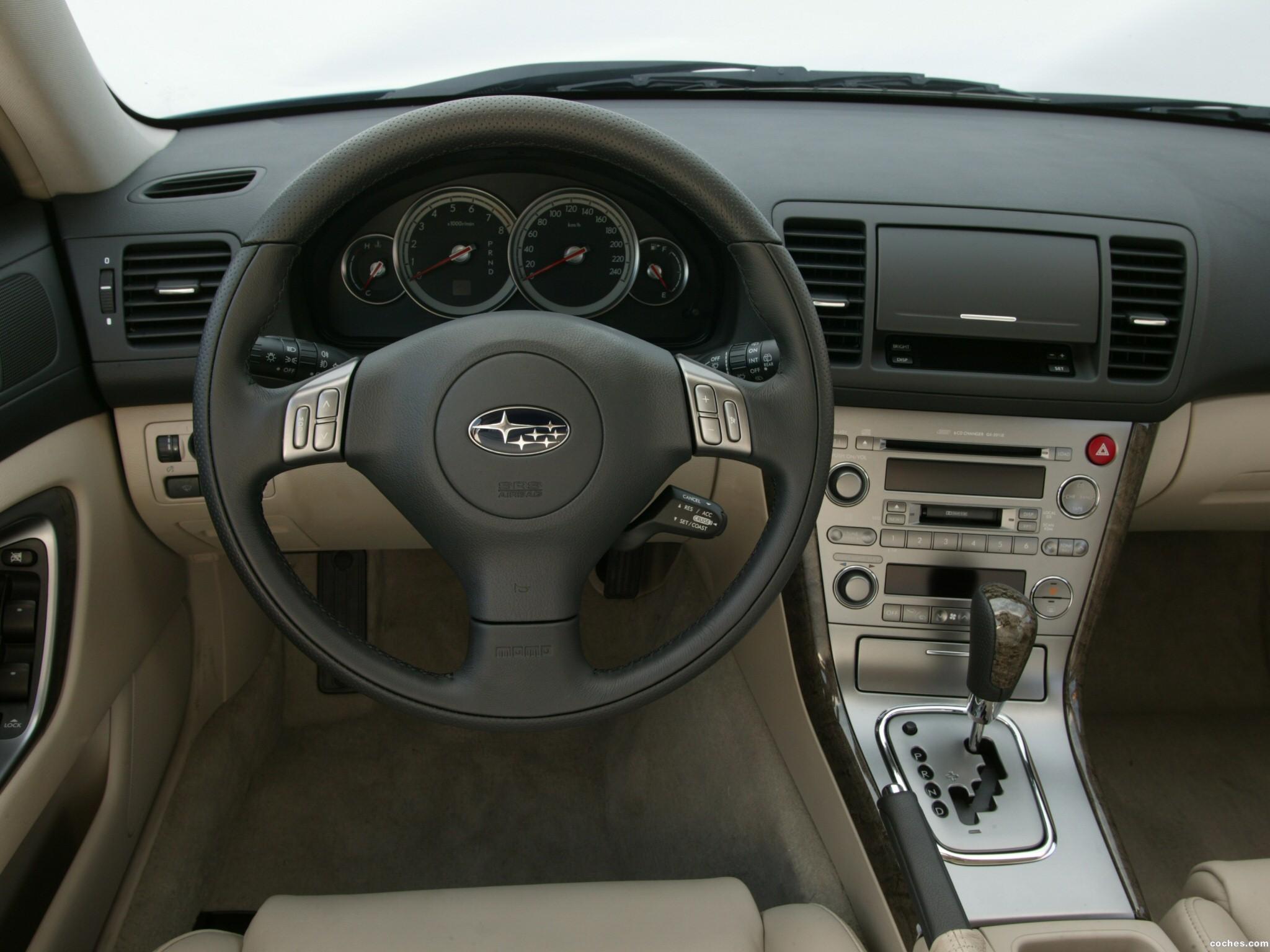 Foto 10 de Subaru Outback 2005