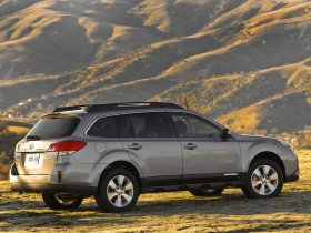 Ver foto 5 de Subaru Outback 3.6R 2009