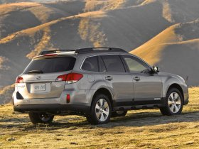 Ver foto 4 de Subaru Outback 3.6R 2009