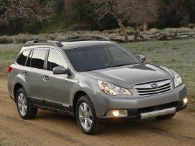 Ver foto 1 de Subaru Outback 3.6R 2009