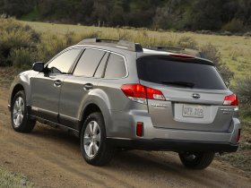 Ver foto 8 de Subaru Outback 3.6R 2009