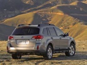 Ver foto 6 de Subaru Outback 3.6R 2009
