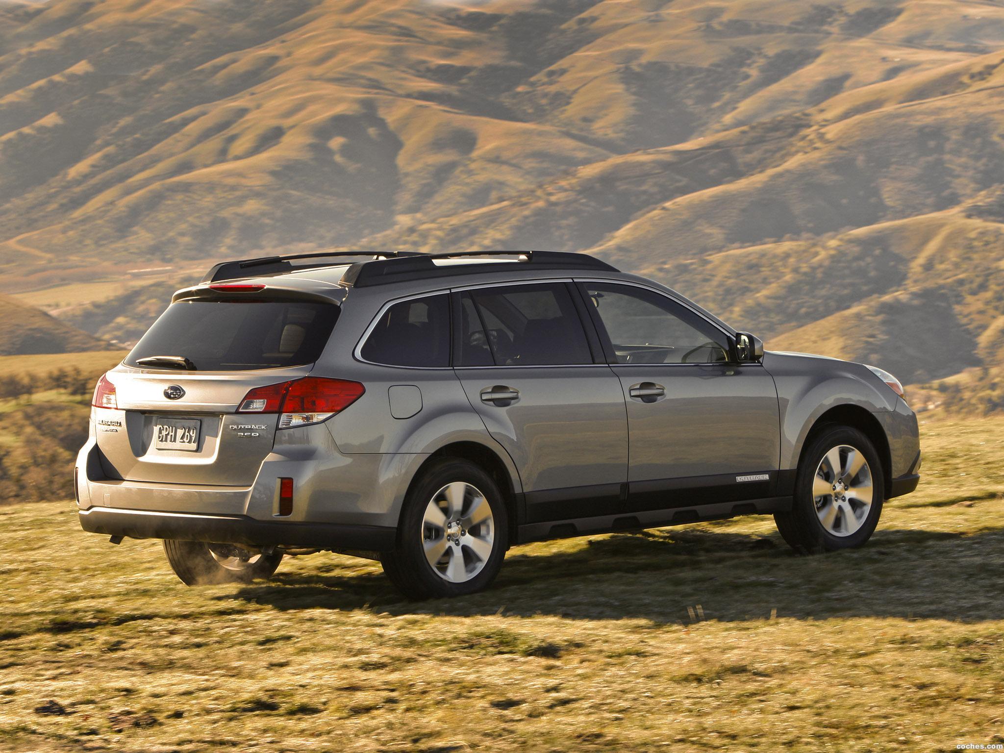 Foto 2 de Subaru Outback 3.6R 2009