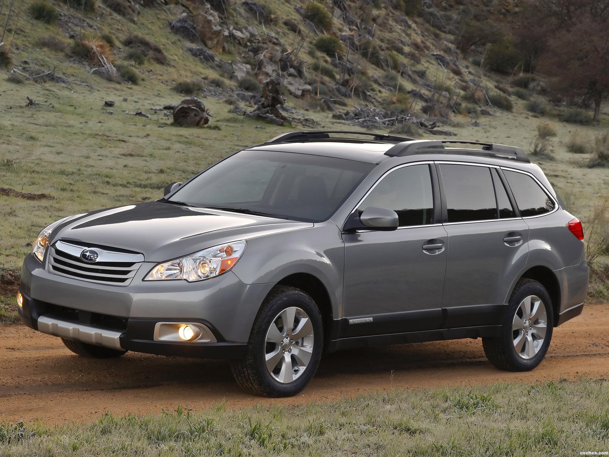 Foto 8 de Subaru Outback 3.6R 2009