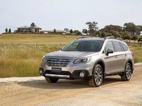Ver foto 3 de Subaru Outback 3.6R Australia 2014
