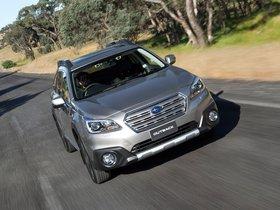 Ver foto 2 de Subaru Outback 3.6R Australia 2014