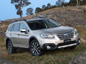 Ver foto 1 de Subaru Outback 3.6R Australia 2014