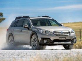 Ver foto 11 de Subaru Outback 3.6R Australia 2014