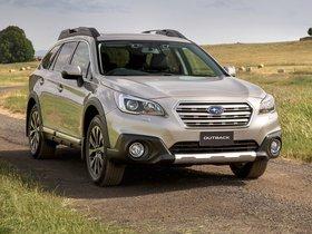 Ver foto 10 de Subaru Outback 3.6R Australia 2014