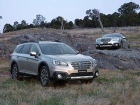 Ver foto 9 de Subaru Outback 3.6R Australia 2014