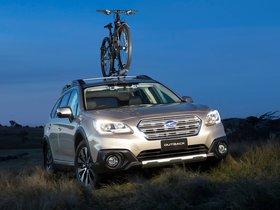 Ver foto 8 de Subaru Outback 3.6R Australia 2014