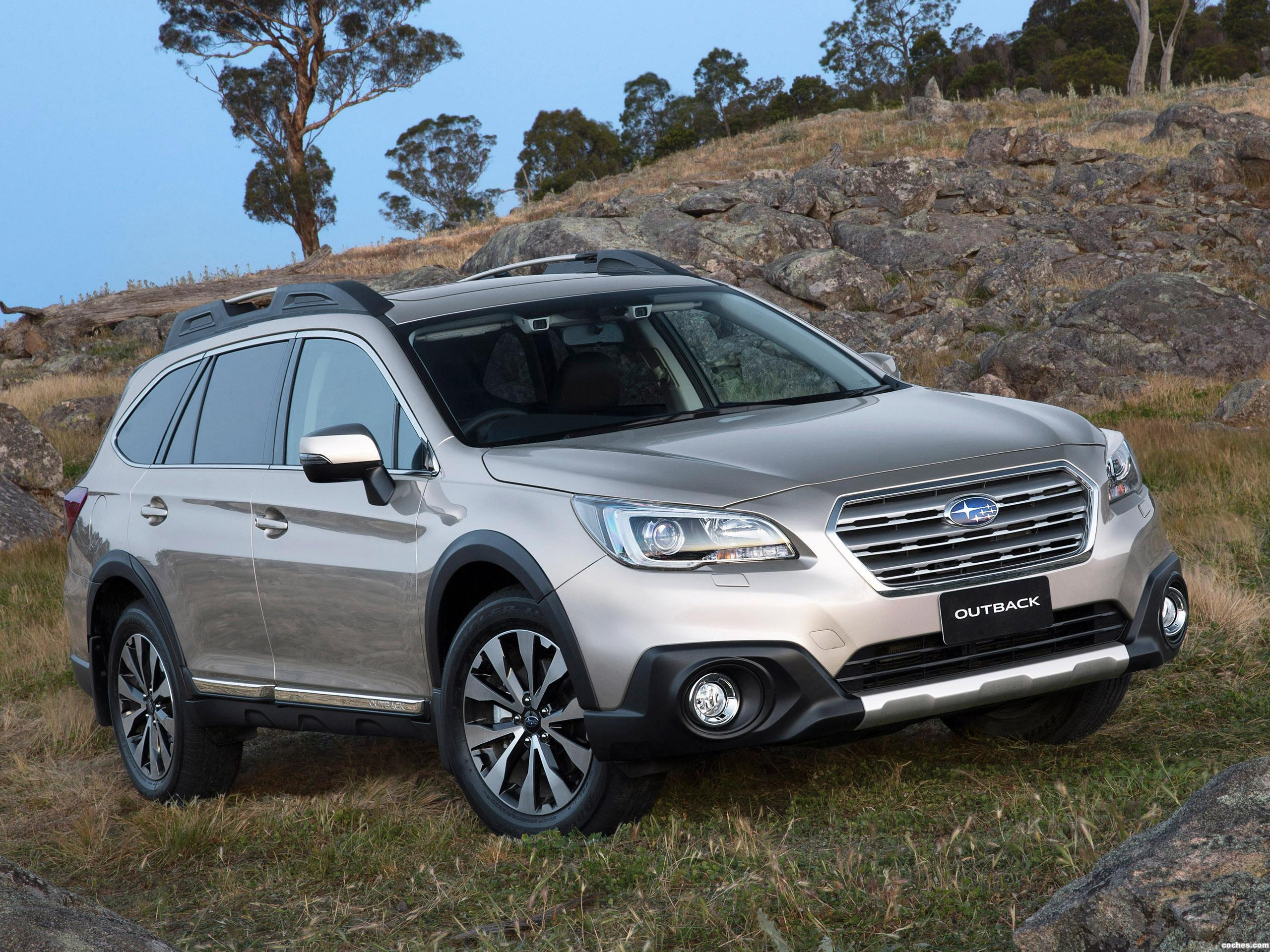 Foto 0 de Subaru Outback 3.6R Australia 2014