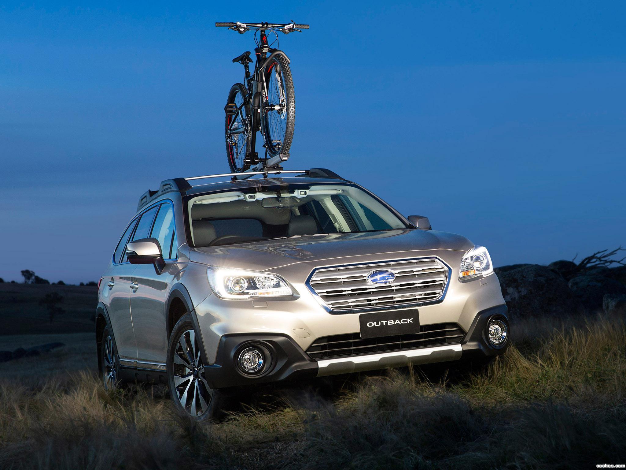 Foto 7 de Subaru Outback 3.6R Australia 2014