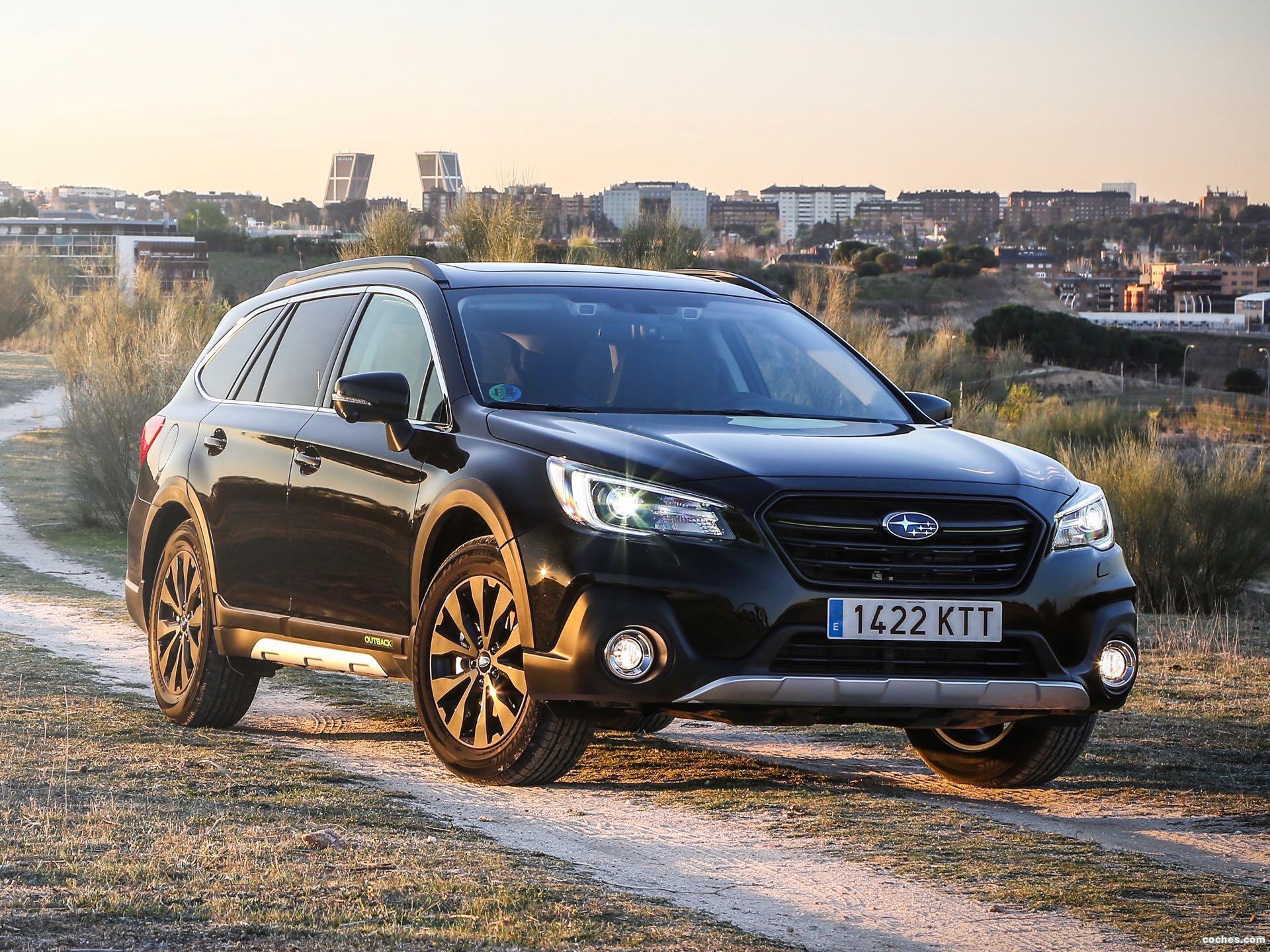Foto 1 de Subaru Outback Eco Bi-Fuel Black Edition 2019