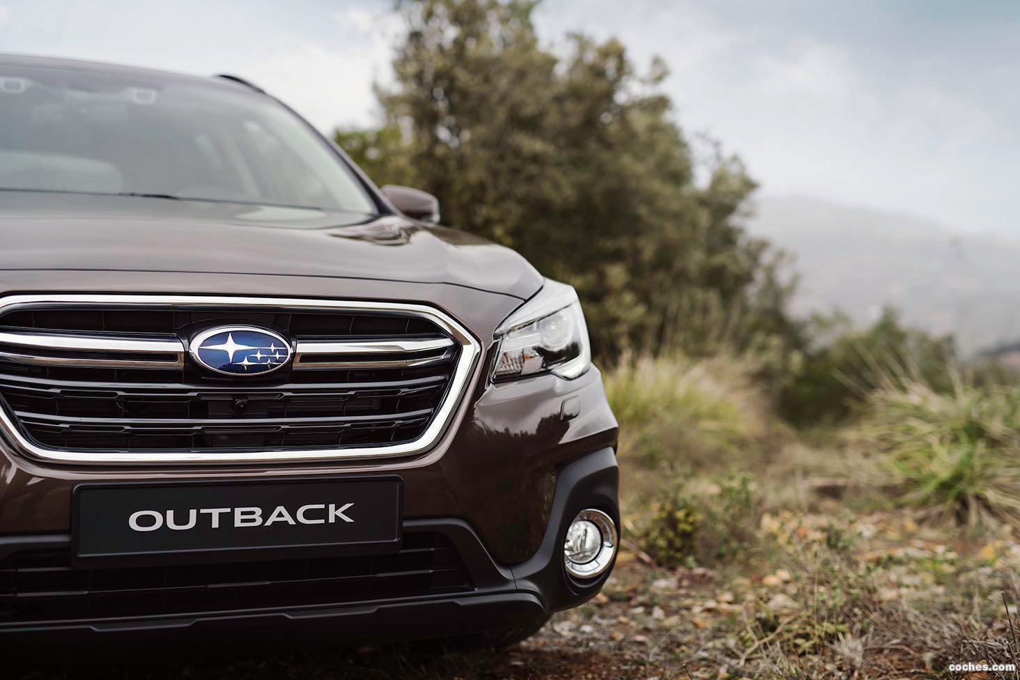 Foto 35 de Subaru Outback Executive Plus 2018